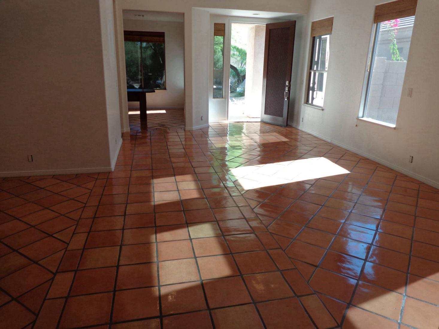 Saltillo Flooring Install