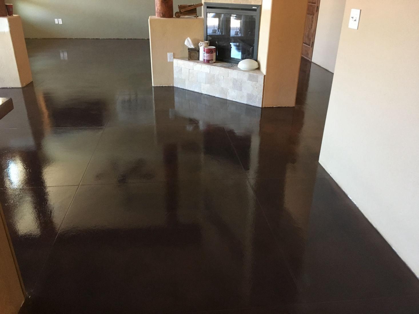 Tucson Sun Valley Floor Specialists Concrete Overlays